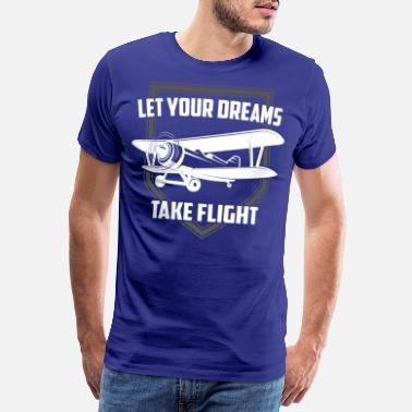 Motor Let your dreams stand out - Men's Premium T-Shirt