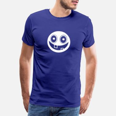 White face - Men's Premium T-Shirt