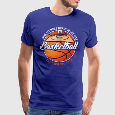 Basketball Gift Idea Gift Idea Sport Game - Men's Premium T-Shirt