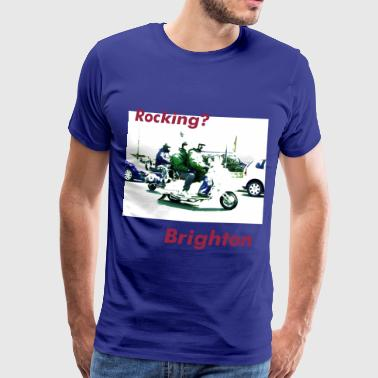 Mods on Tour - Men's Premium T-Shirt