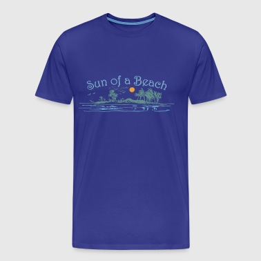 Sun of a beach - T-shirt Premium Homme
