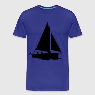 The boat - Men's Premium T-Shirt