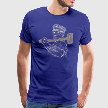 Kevin bright - Men's Premium T-Shirt