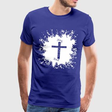 Cross Splash 2 - Men's Premium T-Shirt