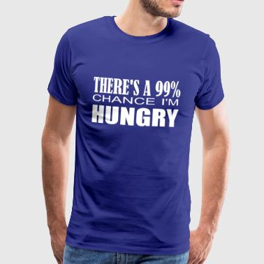 I am always hungry - Men's Premium T-Shirt