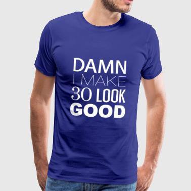 30.er Birthday - Men's Premium T-Shirt