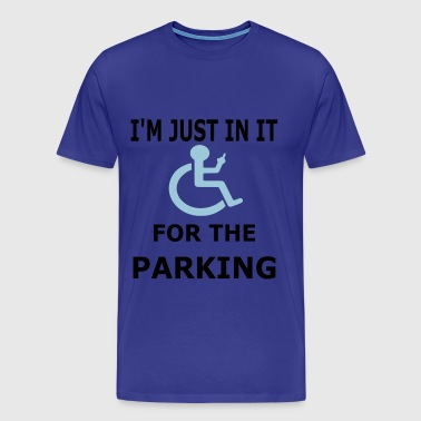 Parking - Men's Premium T-Shirt