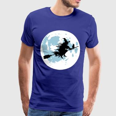 witch - Premium-T-shirt herr
