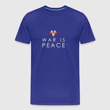 INGSOC - WAR IS PEACE - Men's Premium T-Shirt