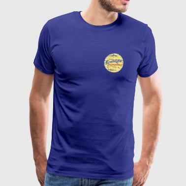 Quality seal: Quality Guaranteed - Men's Premium T-Shirt