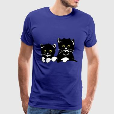 Pussies - Men's Premium T-Shirt