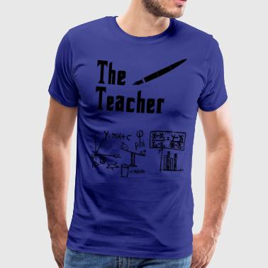 Teacher Shirt / Notorious Teacher - Männer Premium T-Shirt