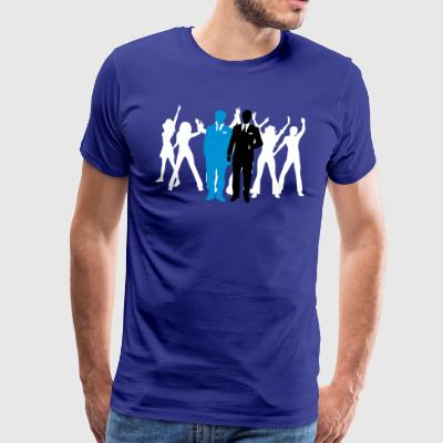 gay gay marriage - Men's Premium T-Shirt
