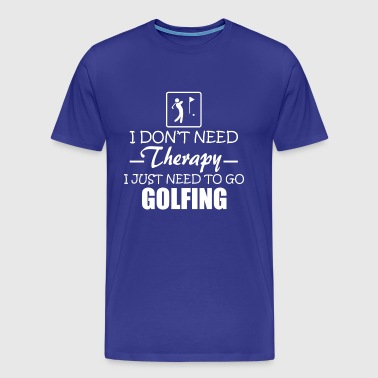 golf - T-shirt Premium Homme