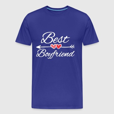Best boyfriend - Men's Premium T-Shirt