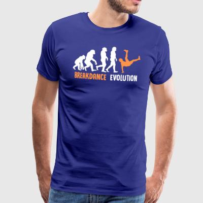 ++ ++ Breakdance Evolution - Men's Premium T-Shirt