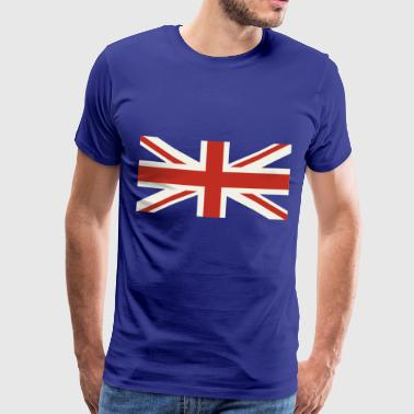Union Jack Pale - Men's Premium T-Shirt