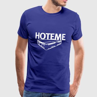 HotemeTote - Premium T-skjorte for menn