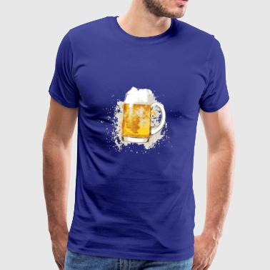 Bier Pul - Men's Premium T-Shirt