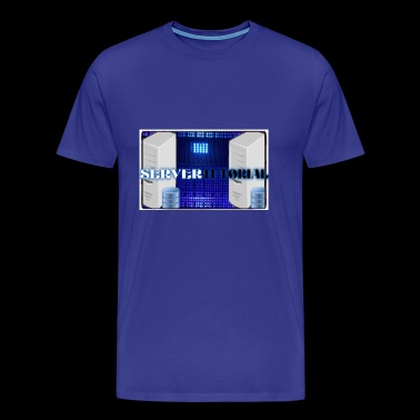 Server Tutorial - Premium-T-shirt herr