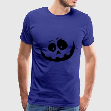 Halloween face gift - Men's Premium T-Shirt