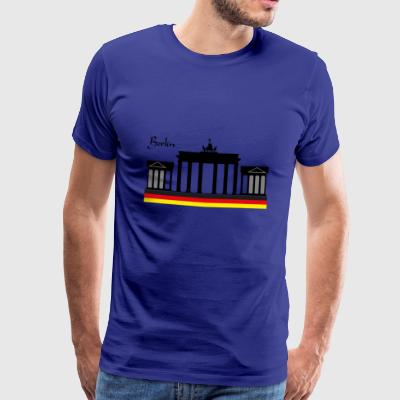 Berlin Gate - Men's Premium T-Shirt