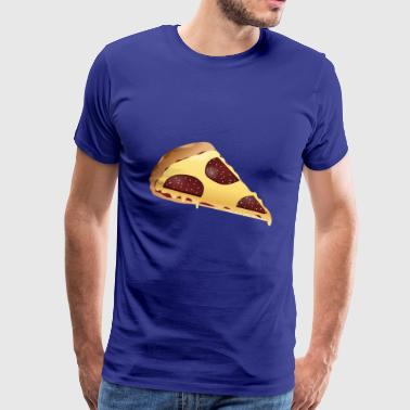Pizza Slice - Männer Premium T-Shirt