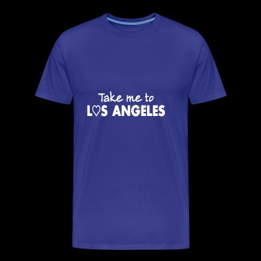 LOS ANGELES - USA - Côte Ouest - Californie - T-shirt Premium Homme