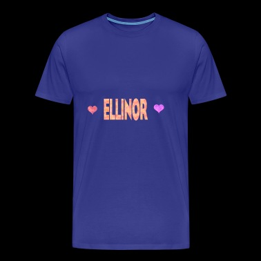 Ellinor - T-shirt Premium Homme