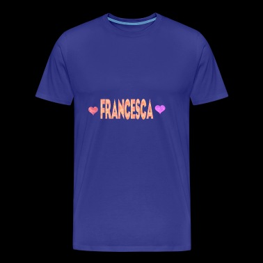 Francesca - Men's Premium T-Shirt