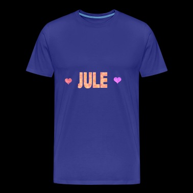 Jule - Men's Premium T-Shirt