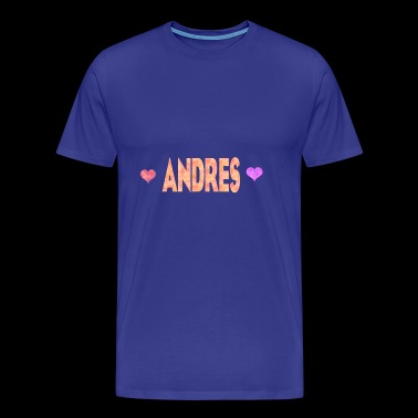 Andres - T-shirt Premium Homme