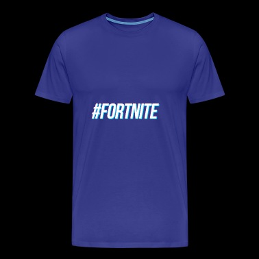 #FORTNITE - Mannen Premium T-shirt