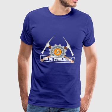 bitcoinmining - Men's Premium T-Shirt