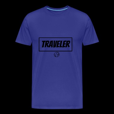 Traveler traveler - Men's Premium T-Shirt