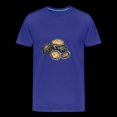 Patelles - fruits de mer - patelle - T-shirt Premium Homme