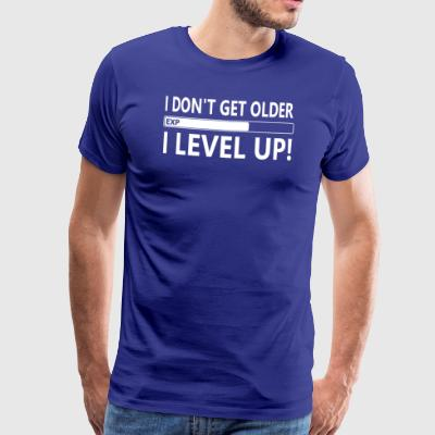 ++ I LEVEL UP ++ - Men's Premium T-Shirt