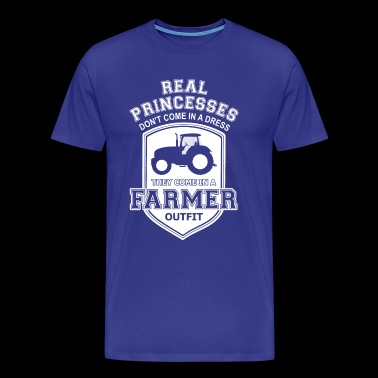 Farmer birthday gift T-Shirt Trecker Love - Men's Premium T-Shirt