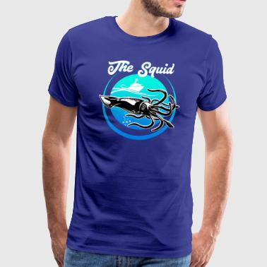 Squid - Men's Premium T-Shirt