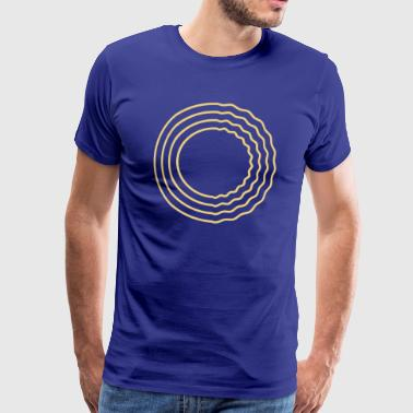 vibration - Men's Premium T-Shirt