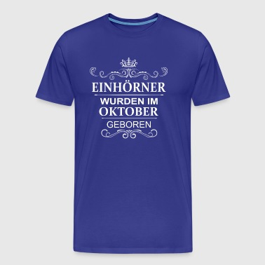 OKTOBER unicorns - Men's Premium T-Shirt