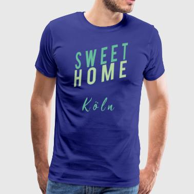 sweet home Cologne - T-shirt Premium Homme