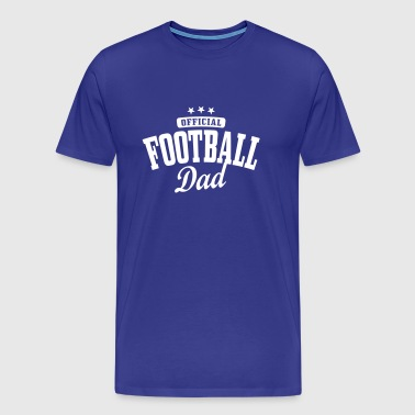 football dad - Men's Premium T-Shirt