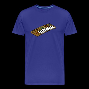 Shirt Synthesizer - Männer Premium T-Shirt