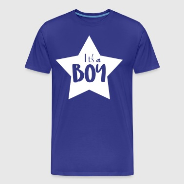 Its a boy! - Men's Premium T-Shirt
