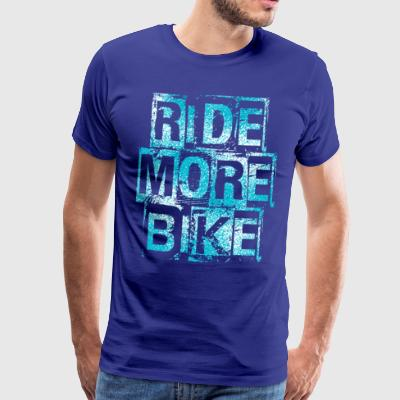 Ride More Bike - Männer Premium T-Shirt