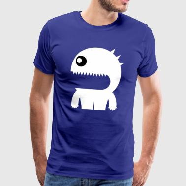 Biscuit Crusher - Space Monster Collection - Men's Premium T-Shirt