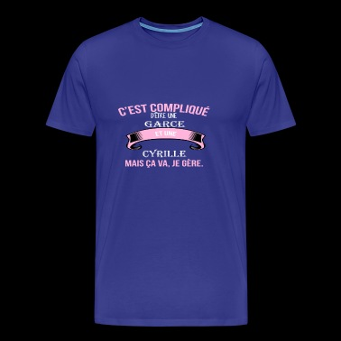 Cyrille - T-shirt Premium Homme
