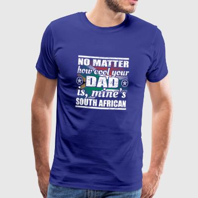 no matter cool dad father gift south africa png - Men's Premium T-Shirt