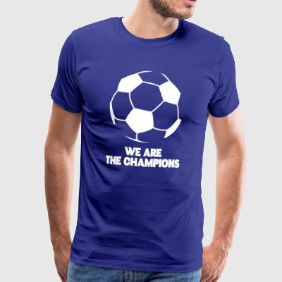 champions wite - T-shirt Premium Homme